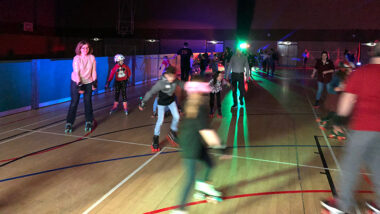 Kids Roller Disco Party